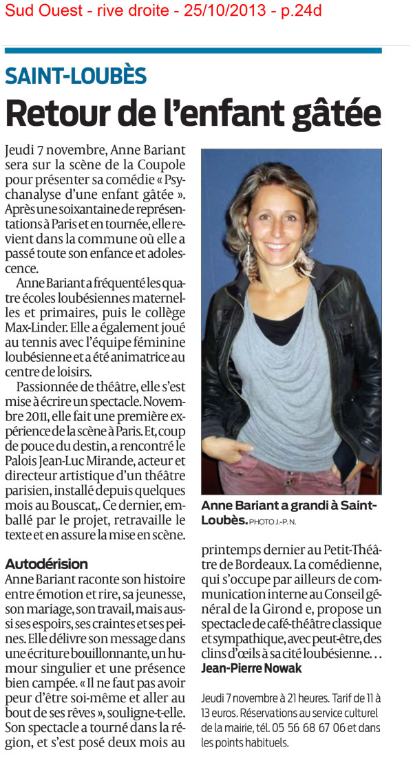 Article-Sud-Ouest-25-10-2013